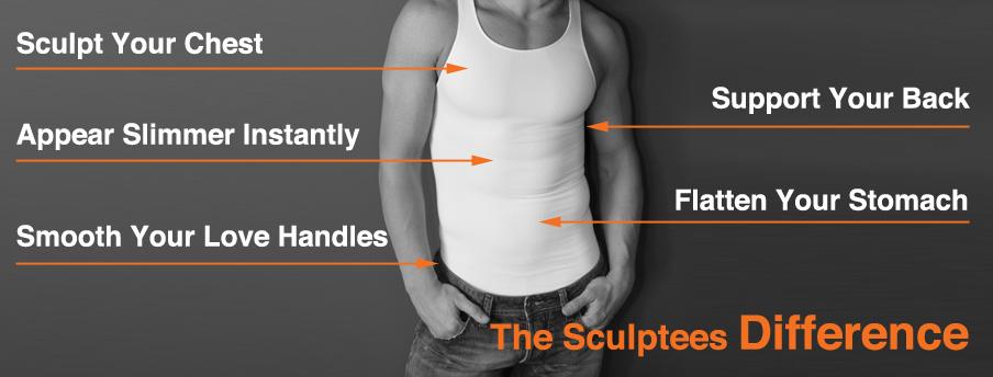 faa08a77d8a3a Men s Shapewear - Sculptees